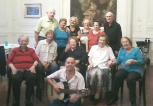 Lejaim coro 2012
