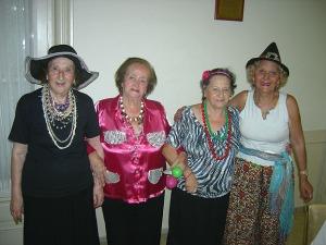 Festejando Purim 2011