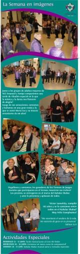 GRUPOS AMIJAI Y NAIM (NCI – EMANUEL) EN EL HOGAR LEDORVADOR