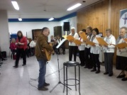 CORO IGAL Y PROFES VICTOR MURSTEIN