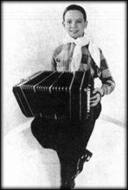 Piazzolla de niño