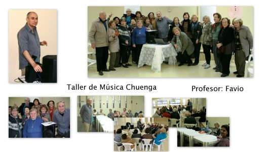 Musica Chuenga Prof. Favio