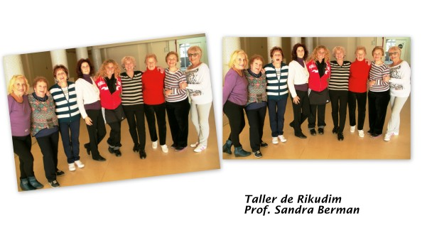 Rikudim Prof Sandra Berman