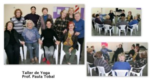 Yoga Prof.Paula Tobal
