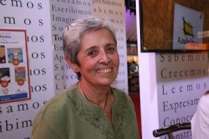 Escritora argentina nacida en 1950