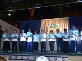 El Club Simjá canta en IomHaatzmaut