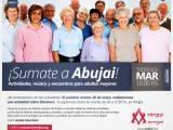 ABUJAI EN AMIJAI SUMATE A LAS ACTIVIDADES Y TALLERES PARA ADULTOSMAYORES