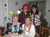Rebeca cumple sus primeros 80 en JAI (Concepción delUruguay)