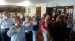 5- Bailamos Rikudim con la genia de Pupe