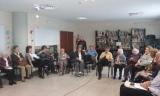 TALLER DE NARRATIVA: COMPARTIENDO CON INTEGRANTES DEL TALLER DEL C.C. JULIOCORTAZAR