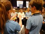 EL CIAM JOFESH lee cuentos infantiles en la Escuela MartinBuber