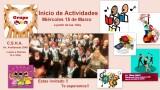 GRUPO LIOR / CSHA / INICIO ACTIVIDADES2017